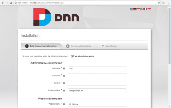 DnnInstall 6a WebsiteInstaller a 1024x647